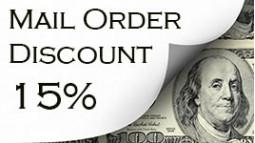 Ben 100 Mail Order Discount