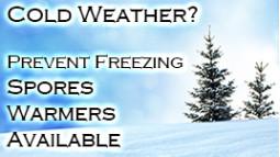 Winter Weather Warmer Tree