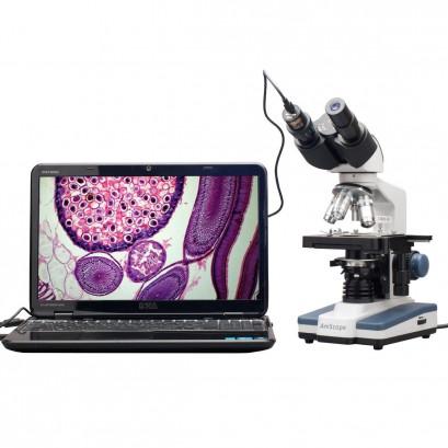 Microscope AmScope B120C-E1