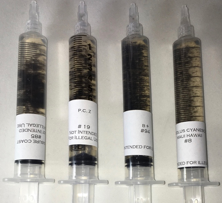 Mushrooms.com Spore Syringes with Hundreds of Thousands of Active Spores